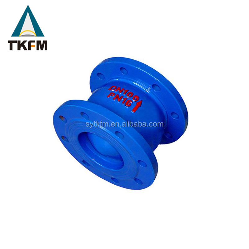 TKFM high quality type of ru axial check valve made in China