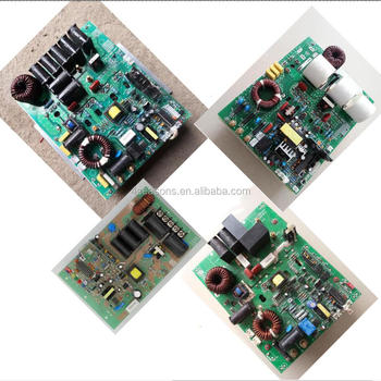 Induction Heater Control 3kw Electromagnetic heating control board 3kw for Injection Extrusion