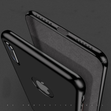 high quality matte oil surface skin feels PC case with microfiber insider for iphone x case
