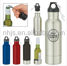 20oz Water Bottlesstainless steel bottle insulated beer cold keeper
