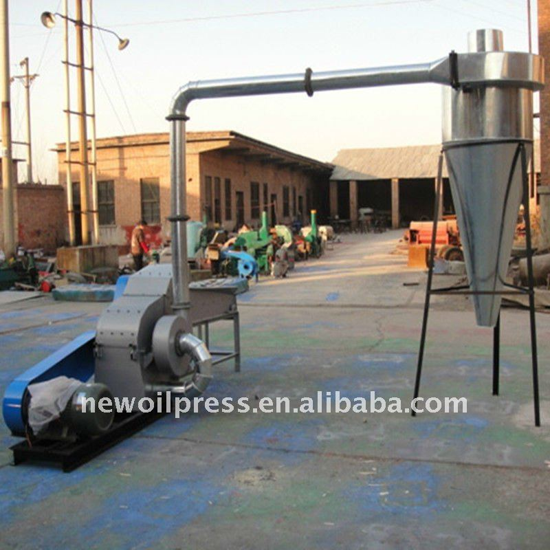 Agricultural Stalk Powder Grinder
