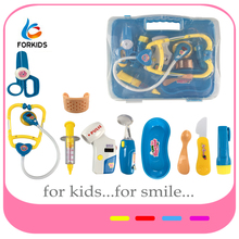 KID'S FAMILY DOCTOR KIT TOY PLAY SET FOR PRETEND PLAY GAME,HOSPITAL ENQUIREMENT MODELS PLAY SET TOYS