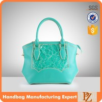 M2509 china wholesale popular fashion embroidery flowers ladies hand bags purses