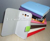 wallet leather case for samsung galaxy s3 i9300