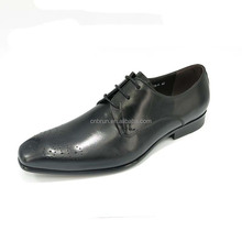MD017.049 High class formal design genuine cow leather men dress shoes