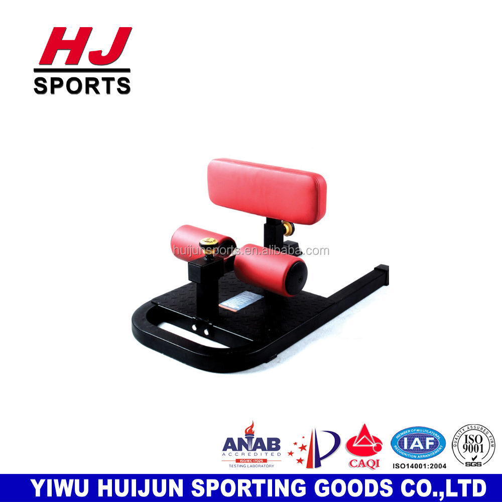 HJ-60082NEWEST TV shopping product Gym Bodybuilding Exercise Sissy Squat cross trainer Unit Machine Indoor Club Exercise Trainer