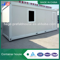 easy installation prefab office container homes