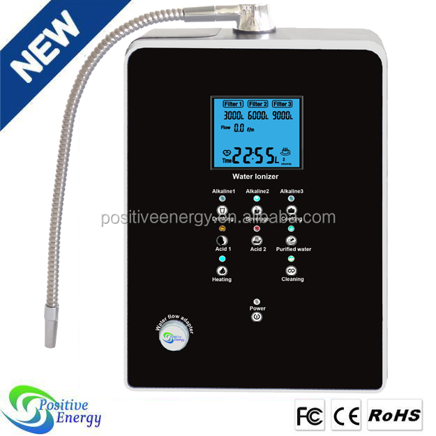 The A++++ Alkaline ORP Water ionizer Machine PE-1A produced by PE