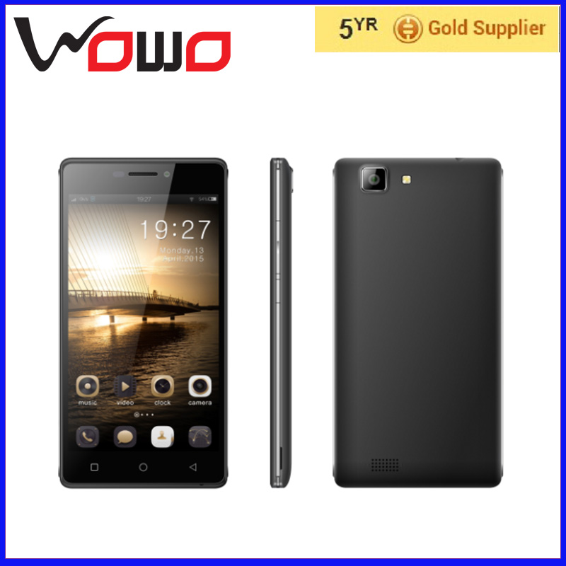 Cheap Phone Android 5.1 cell Phone MTK6580 Quad Core 5.0 Inch Unlocked Smartphone T651