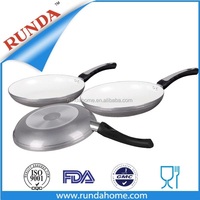 3pcs cookware set with inner ceramic coating