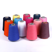 Top grade Recycle cotton polyester yarn for knitting 30s/1