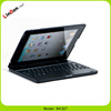 New design 4000 mAh Li-ion capacity Powerbank Bluetooth Keyboard Case For ipad3 BK327 Layout OEM welcome