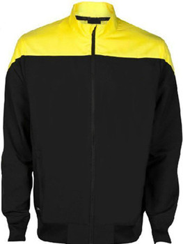 thai quality men's soccer jackets
