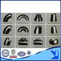2016 latest fashion carbon steel elbow pipe fittings weight manufacturer
