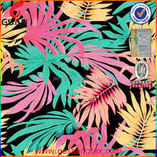 Custom UV50+ Swimwear/bikini fabric nylon lycra swimming fabric
