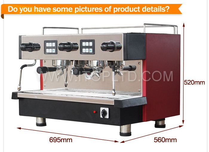 11L Professional Commercial Automatic Espresso Coffee Machine/Coffee Maker
