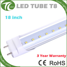 Modern ce rohs approval 3 year warranty customized 18 inch led tube t8