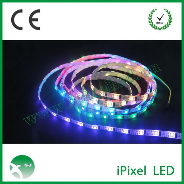 5050rgb led light strips 5050smd ws2801
