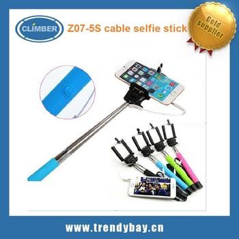 hot z07 5s selfie stick monopod for mobile phone camera buy selfie stick for mobile phone. Black Bedroom Furniture Sets. Home Design Ideas