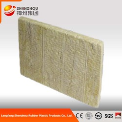 50mm thickness basalt rock wool insulation slab