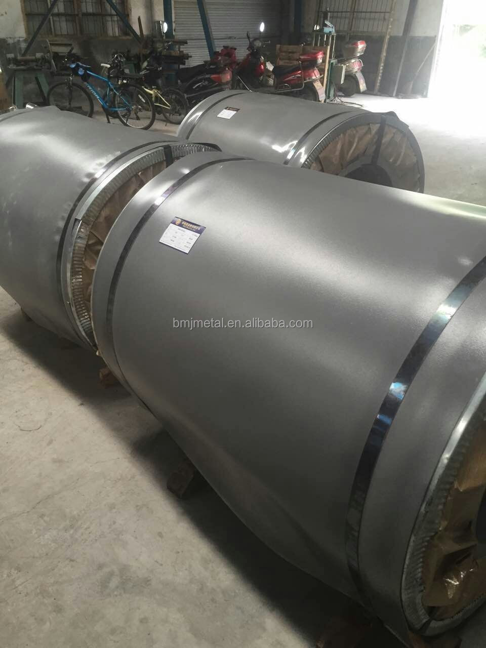 ASTM 2B Finished Stainless Steel Coil 201 J1 J3 J4