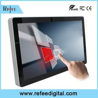 7 inch to 65 inch lcd monitor usb video media player for advertising