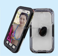 IP68 Waterproof Case for Samsung S3 I9300 WaterProof Shockproof Dustproof Snowproof custom phone cases