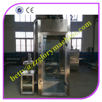Steam Heating Competitive Price Sausage/ Fish / Meat / Roast Duck Smoke House