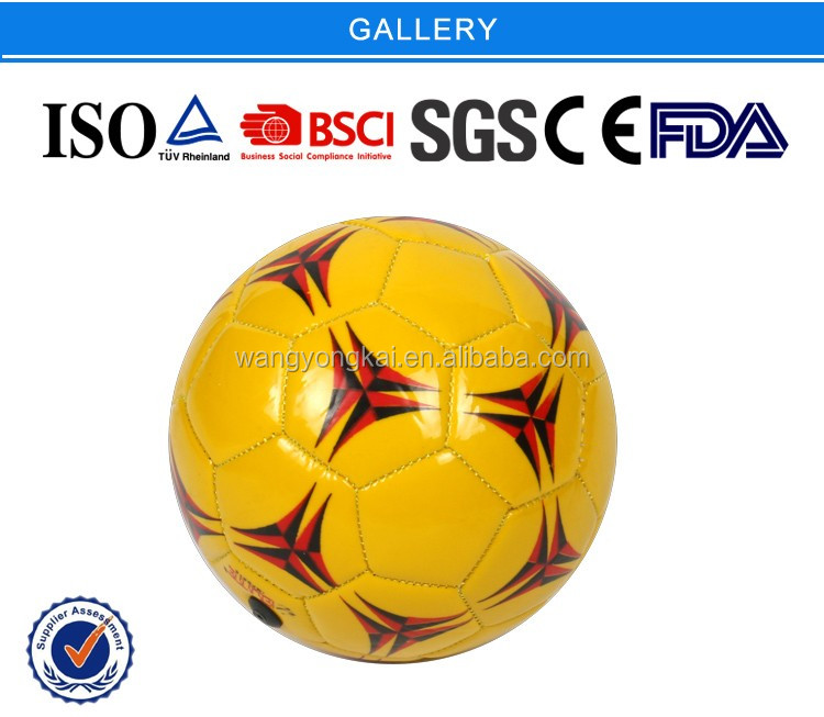 High quality soccer balls Manufacturer/soccer ball factory/leather size 2 football