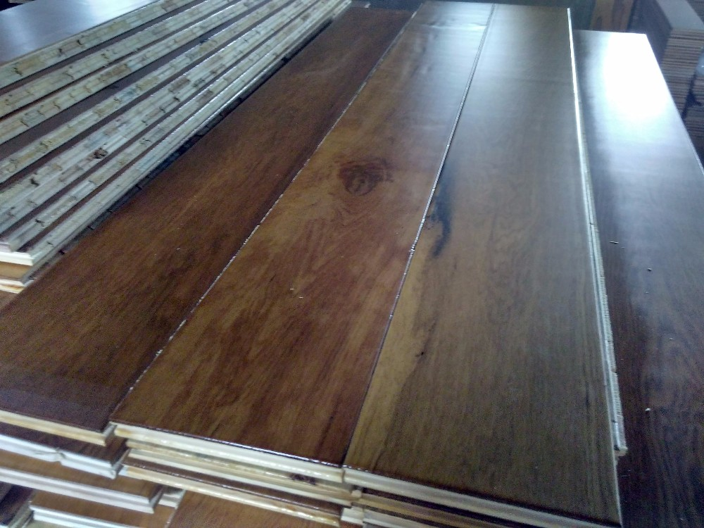Engineered Oak 2200mm x 14-3mm Unfinished Wood Flooring
