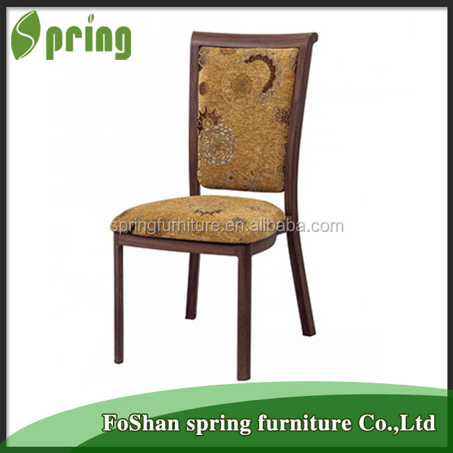 JD-19S Hotel furniture used stacking dining wedding banquet chair
