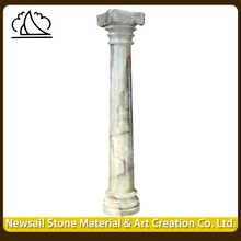Custom Size Low Price Decorative Marble Column