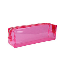 Wholesale clear transparent pvc vinyl pencil pouch