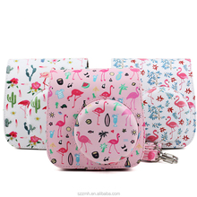Newly Flamingo Case PU Pouch Camera Bags With Strap Protector Cover For Fujifilm Instax Mini 8/8+/9