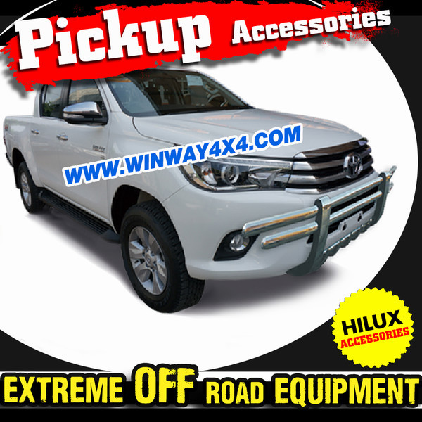 Front Grille Guard for Hilux Revo 2015