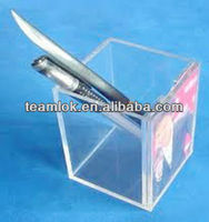 High quality acrylic pen holder