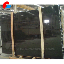 Cut To Size Absolute Black Granite Slab Wholesale
