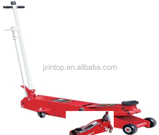China produced 3T hydraulic long floor jack,car used jack,high quality