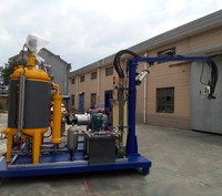 PU Pouring Machine