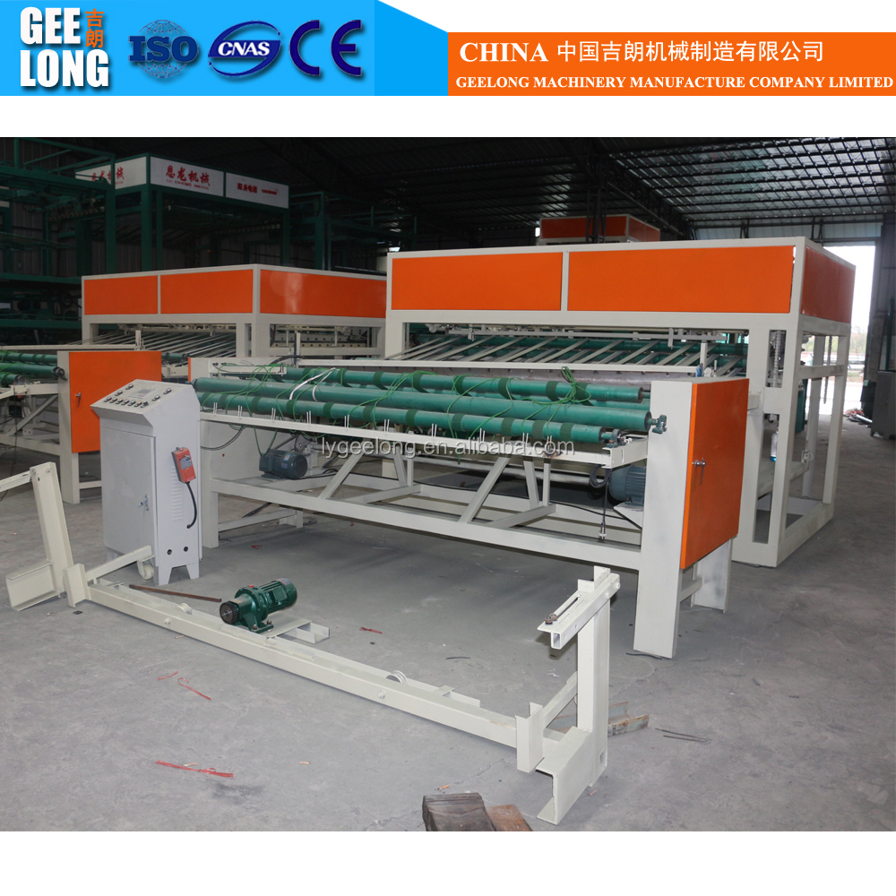Automatic Face Veneer Clipper Stacker Machine