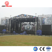 performance events layher stage truss system for sale