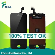 Wholesale lcd with digitizer assembly for iphone 5c