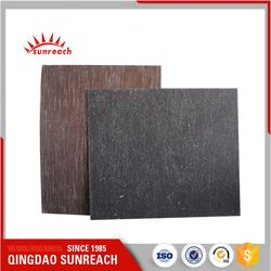 Petrol Resistant Reinforced Non-Asbestos Raw Materials For Rubber Sheet Sandals