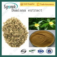 High Quality Low Price Damiana Leaf Extract for Sex health