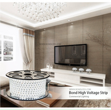 100m/roll 110V 220V SMD 5050 led strip light+Power plug,warm white/white/RGBW tape RGB