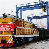 Train Railway Logistics From China To