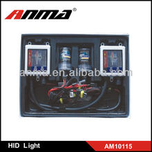 Anma factory hid auto lighting system for cars