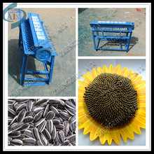 home use sunflower seeds sheller/sunflower sheller/sunflower seed shelling machine