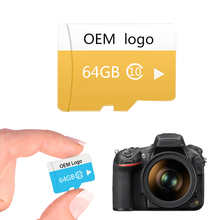 Factory OEM Full Capacity Memory Tf Card 2gb 4gb 8gb 16gb 32gb 64gb 128gb Class10 48m/s Micro Memory TF SD Card