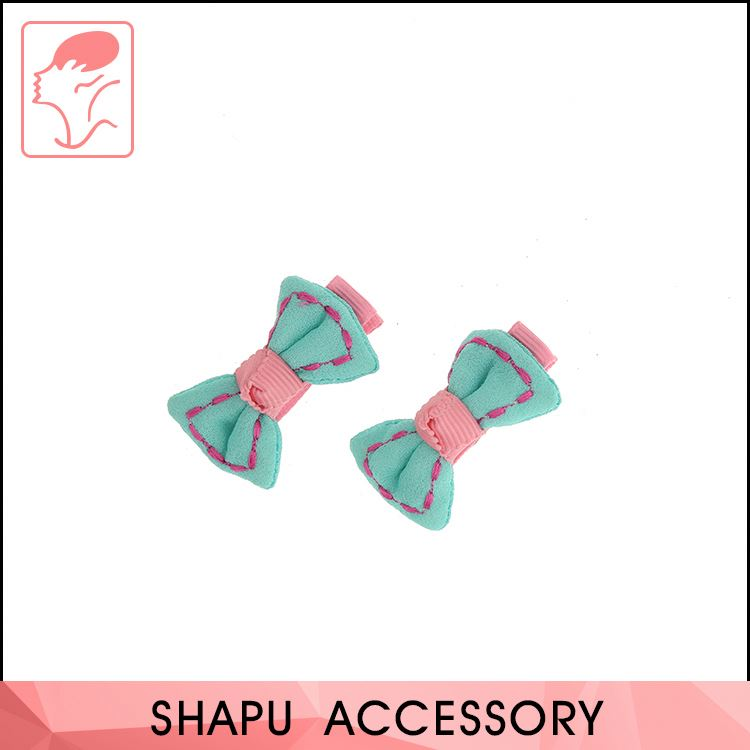 Hot Sale Cheap Kids Hair Accessories Fancy Decorative Barrette Hair Clip for Kids